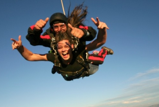 skydiving coupons and gift certificates