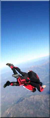 tandem Skydiving San Diego CA