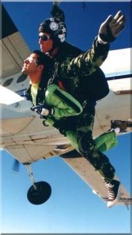 tandem skydiving near Orlando FL
