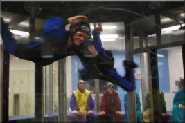 Atlanta indoor skydiving